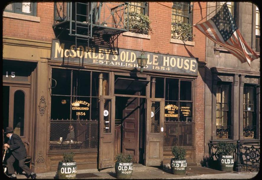 这是40年代初的美国纽约,这是二战时期的纽约 海外华人,唐人街,中国城,这是,年代 第8张图片