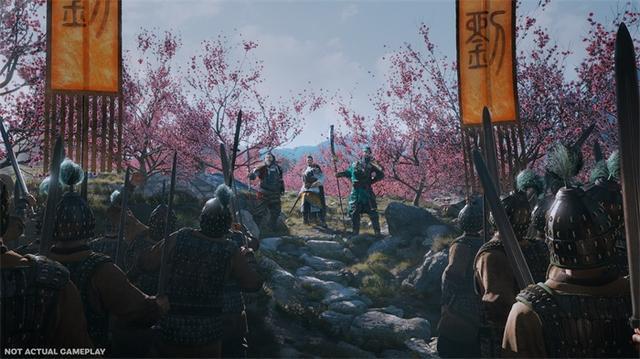 《全战:三国》预载,23日解锁,有多个DLC,配置要求惊人 硬盘空间,要求,惊人 第2张图片