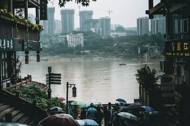 重庆,值得去的12个古镇 重庆,值得,喧嚣,都市,久了 第1张图片