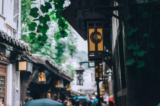 重庆,值得去的12个古镇 重庆,值得,喧嚣,都市,久了 第4张图片