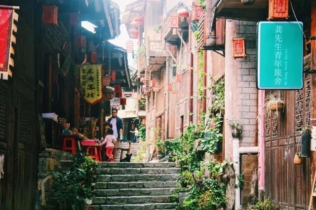 重庆,值得去的12个古镇 重庆,值得,喧嚣,都市,久了 第8张图片