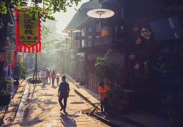 重庆,值得去的12个古镇 重庆,值得,喧嚣,都市,久了 第10张图片