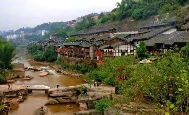 重庆,值得去的12个古镇 重庆,值得,喧嚣,都市,久了 第12张图片