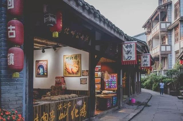 重庆,值得去的12个古镇 重庆,值得,喧嚣,都市,久了 第11张图片