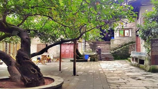 重庆,值得去的12个古镇 重庆,值得,喧嚣,都市,久了 第13张图片