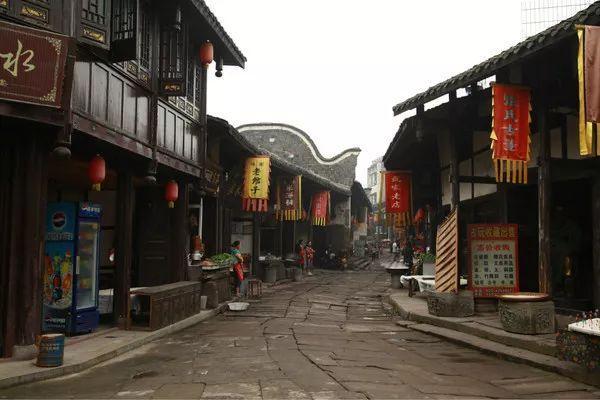 重庆,值得去的12个古镇 重庆,值得,喧嚣,都市,久了 第15张图片