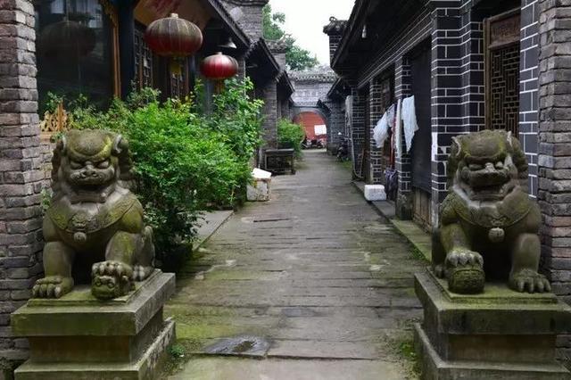 重庆,值得去的12个古镇 重庆,值得,喧嚣,都市,久了 第18张图片