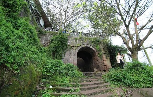 重庆,值得去的12个古镇 重庆,值得,喧嚣,都市,久了 第17张图片