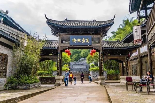 重庆,值得去的12个古镇 重庆,值得,喧嚣,都市,久了 第21张图片