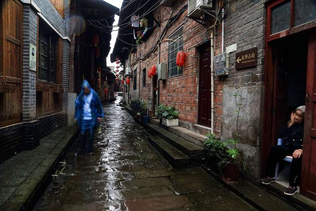 重庆,值得去的12个古镇 重庆,值得,喧嚣,都市,久了 第26张图片