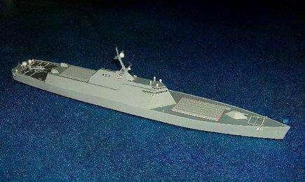 载500枚导弹的武库舰来了!可与敌对攻 助中国航母编队闯荡全球 ... 中国版武库舰,航母战斗群,空警,武库,敌对 第1张图片