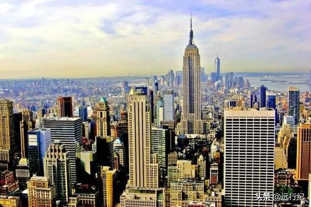 世界综合实力最强的十大城市:纽约居首位,北京第九,上海意外了 ... 连续,世界,综合实力,最强,十大 第3张图片
