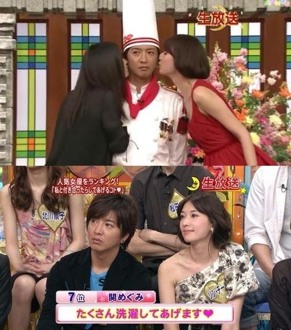 林志玲嫁日本人不奇怪:日语水平一流,这些日本明星都是她的迷弟 ... 林志玲,黑泽良平,奇怪,日语,水平 第7张图片