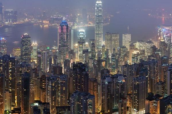 全球最美航拍城市,摩天大楼崛地而起,不是伦敦和纽约 定义,全球,最美,航拍,城市 第2张图片