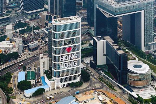 全球最美航拍城市,摩天大楼崛地而起,不是伦敦和纽约 定义,全球,最美,航拍,城市 第1张图片