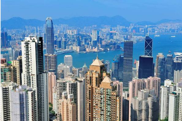 全球最美航拍城市,摩天大楼崛地而起,不是伦敦和纽约 定义,全球,最美,航拍,城市 第5张图片