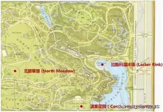 从高空看纽约中央公园,才知道美国城建规划多有远见 高空,纽约,纽约中央公园,中央,中央公园 第22张图片