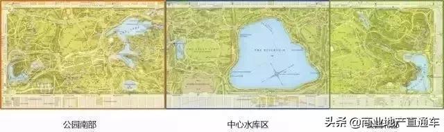 从高空看纽约中央公园,才知道美国城建规划多有远见 高空,纽约,纽约中央公园,中央,中央公园 第14张图片