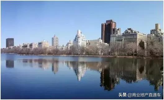 从高空看纽约中央公园,才知道美国城建规划多有远见 高空,纽约,纽约中央公园,中央,中央公园 第20张图片