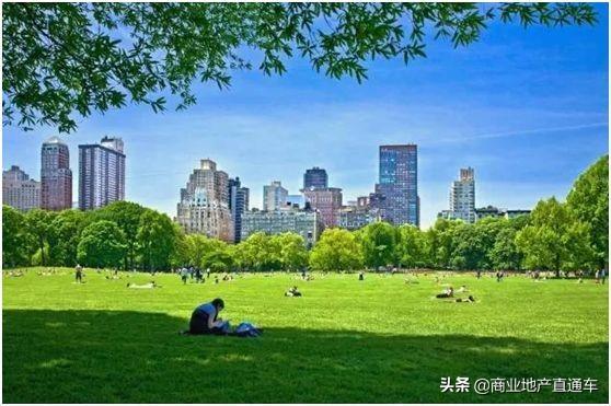 从高空看纽约中央公园,才知道美国城建规划多有远见 高空,纽约,纽约中央公园,中央,中央公园 第16张图片
