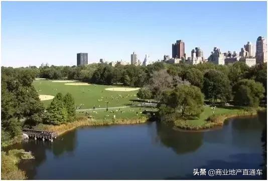 从高空看纽约中央公园,才知道美国城建规划多有远见 高空,纽约,纽约中央公园,中央,中央公园 第21张图片