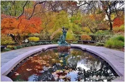 从高空看纽约中央公园,才知道美国城建规划多有远见 高空,纽约,纽约中央公园,中央,中央公园 第25张图片