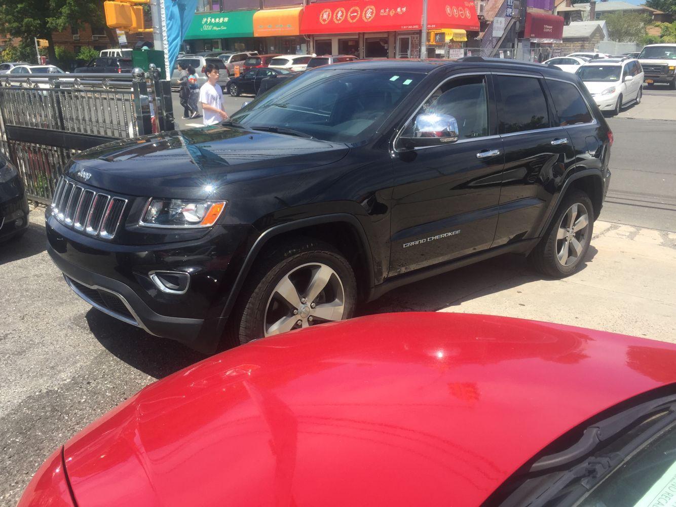 出售2015年 jeep 大切 Grand Cherokee LIMITED 里程35000miles 同城,唐人街,都市圈,海外华人,出售 第8张图片