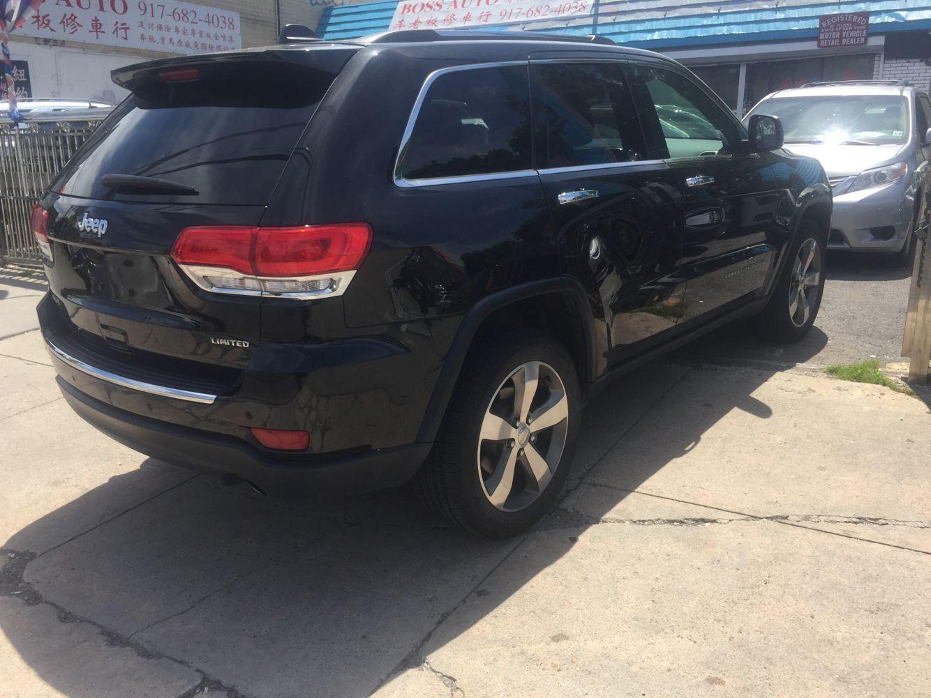 出售2015年 jeep 大切 Grand Cherokee LIMITED 里程35000miles 同城,唐人街,都市圈,海外华人,出售 第6张图片