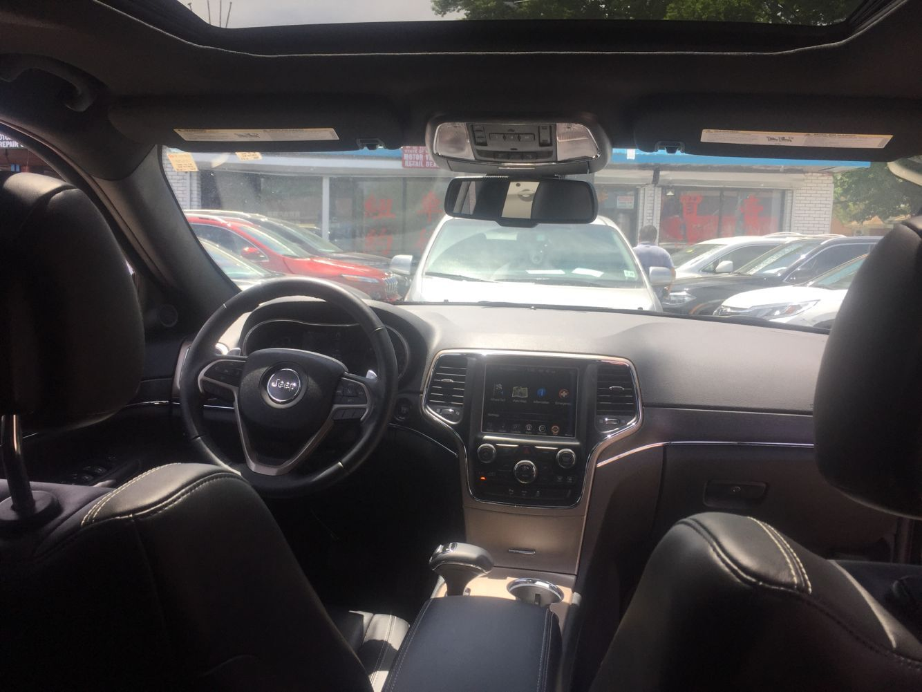 出售2015年 jeep 大切 Grand Cherokee LIMITED 里程35000miles 同城,唐人街,都市圈,海外华人,出售 第5张图片