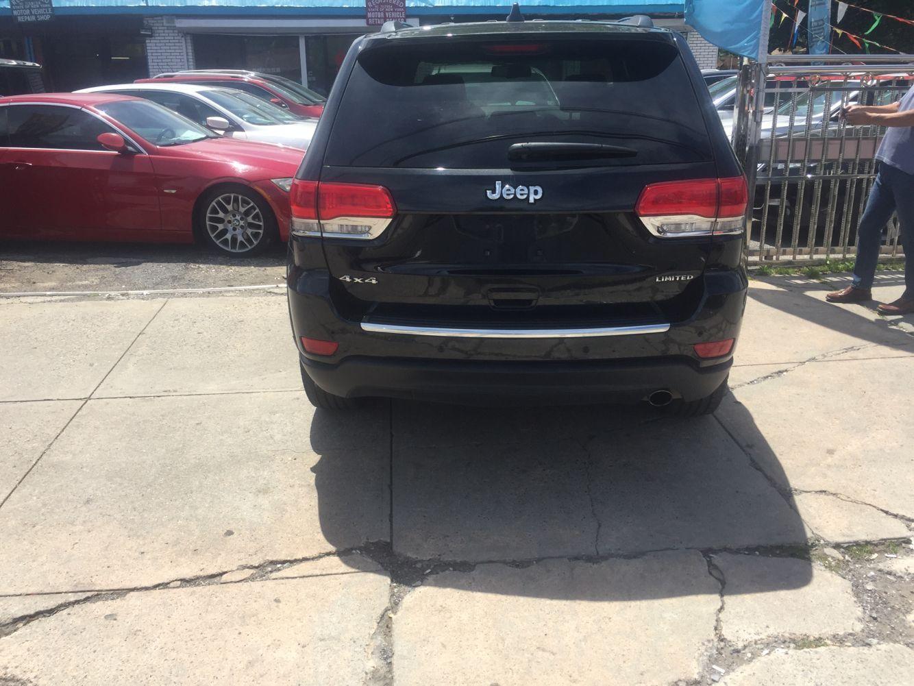 出售2015年 jeep 大切 Grand Cherokee LIMITED 里程35000miles 同城,唐人街,都市圈,海外华人,出售 第7张图片