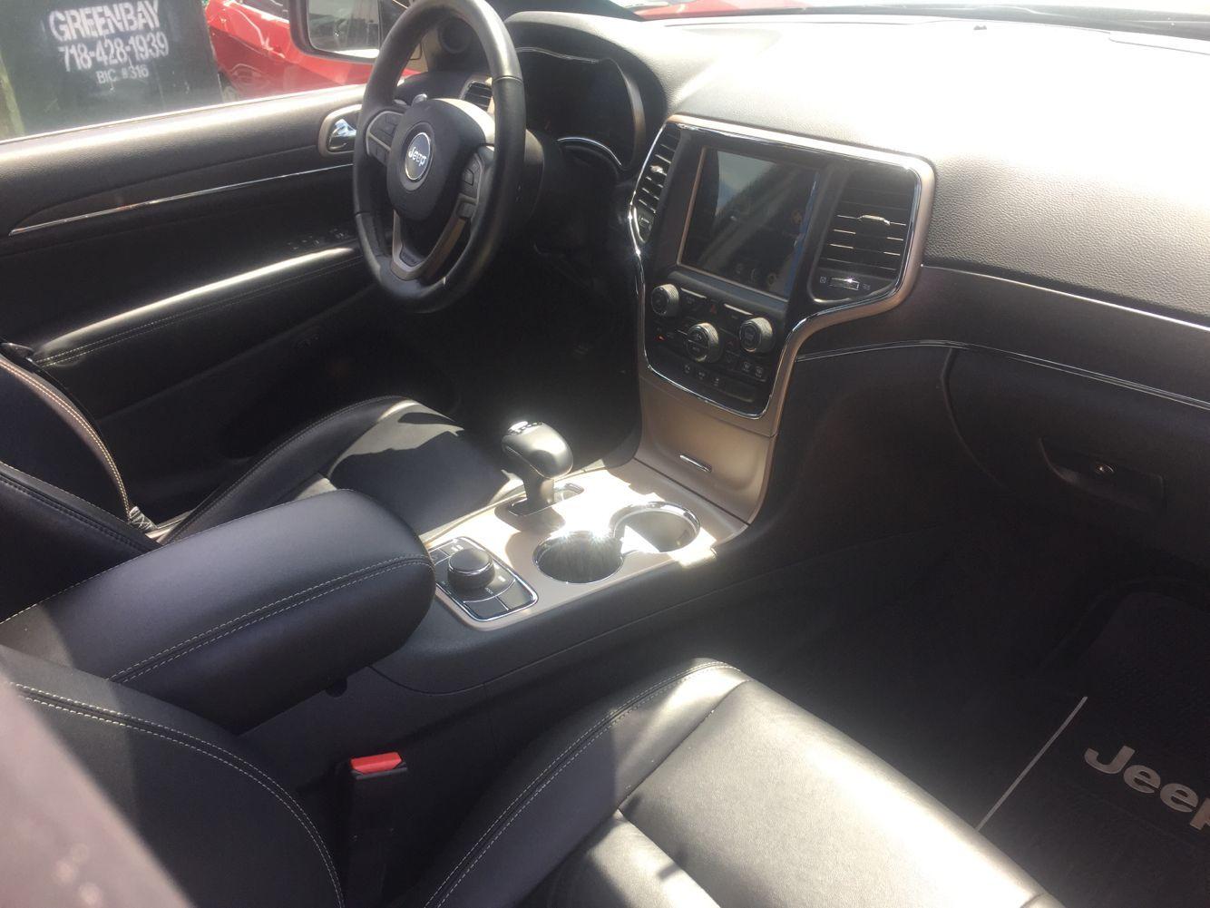 出售2015年 jeep 大切 Grand Cherokee LIMITED 里程35000miles 同城,唐人街,都市圈,海外华人,出售 第2张图片