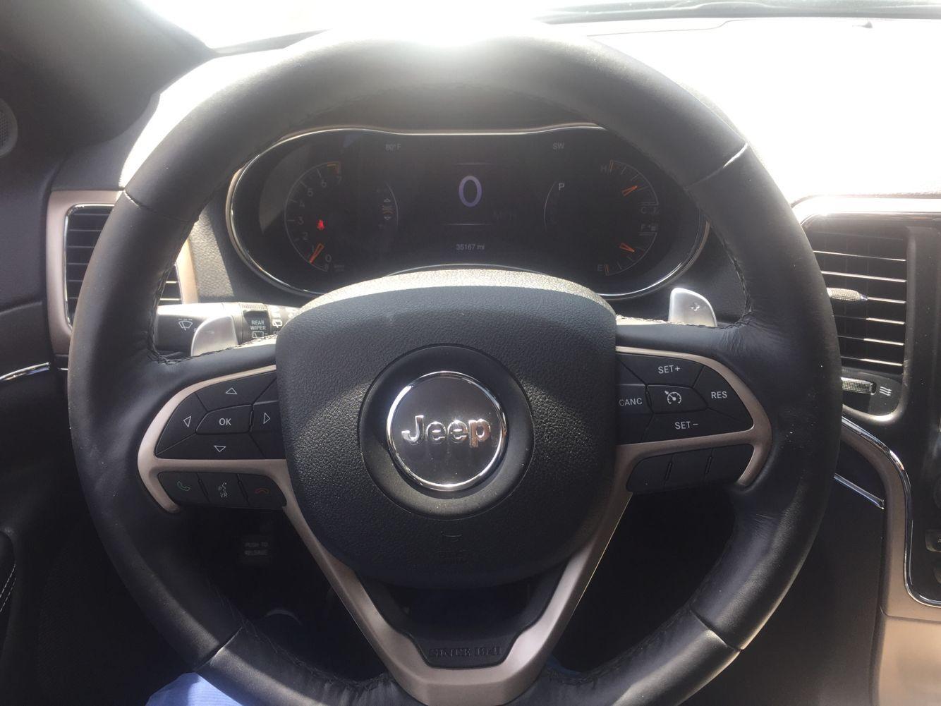 出售2015年 jeep 大切 Grand Cherokee LIMITED 里程35000miles 同城,唐人街,都市圈,海外华人,出售 第3张图片