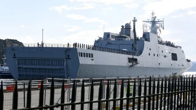"""三艘中国军舰""""突访""""悉尼令媒体吃惊,澳总理:正常回访 中国海军军舰,三艘,中国,军舰 第3张图片"""