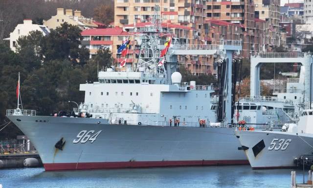 """三艘中国军舰""""突访""""悉尼令媒体吃惊,澳总理:正常回访 中国海军军舰,三艘,中国,军舰 第5张图片"""