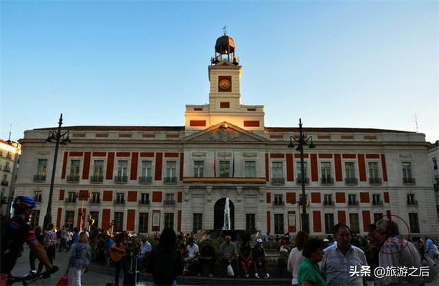 你去过西班牙的太阳门广场吗?在西班牙条条大路通向太阳门 ... 发现,太阳,马德里,去过,西班牙 第1张图片