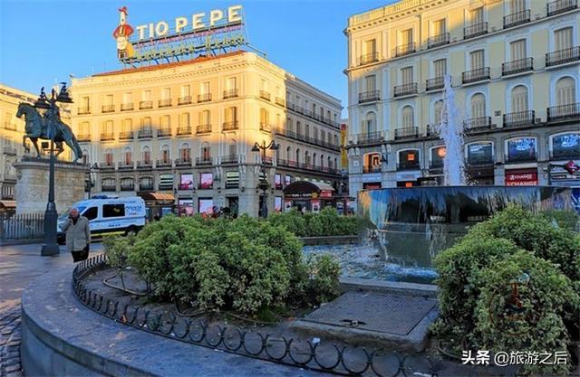 你去过西班牙的太阳门广场吗?在西班牙条条大路通向太阳门 ... 发现,太阳,马德里,去过,西班牙 第6张图片