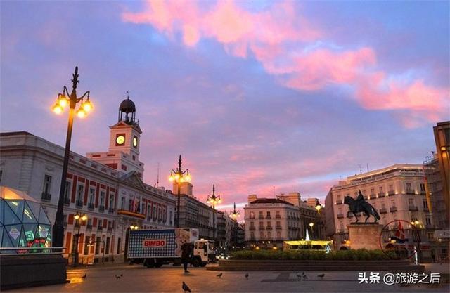 你去过西班牙的太阳门广场吗?在西班牙条条大路通向太阳门 ... 发现,太阳,马德里,去过,西班牙 第8张图片