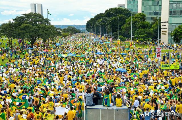 没钱了!巴西连国家博物馆都修不起了?地球知识局 一篇全球人文,地球,每天,一篇,全球 第12张图片