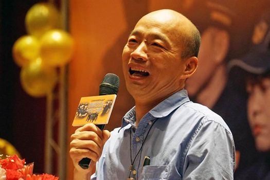"""""""庶民""""是一种心态!韩国瑜:从未想过批判任何人,只是担忧台湾未来 ... 高雄,文章,庶民,心态,韩国瑜 第1张图片"""