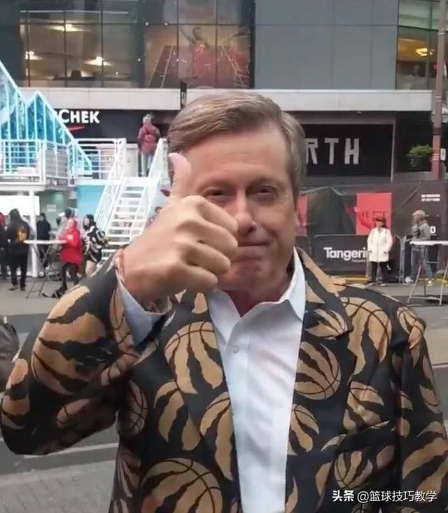 真拼啊,为了伦纳德,多伦多市长准备让位了 成立,球队,多伦多猛龙队,为了,伦纳德 第10张图片