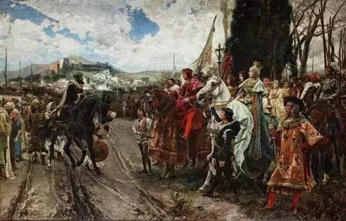 帝国遗民:西班牙收复失地运动后的摩尔人命运 西班牙人,苏丹,格拉纳达,帝国,遗民 第1张图片