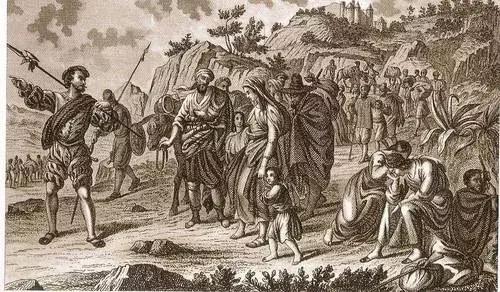 帝国遗民:西班牙收复失地运动后的摩尔人命运 西班牙人,苏丹,格拉纳达,帝国,遗民 第4张图片