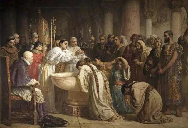 帝国遗民:西班牙收复失地运动后的摩尔人命运 西班牙人,苏丹,格拉纳达,帝国,遗民 第3张图片
