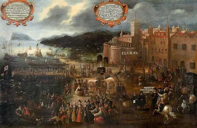 帝国遗民:西班牙收复失地运动后的摩尔人命运 西班牙人,苏丹,格拉纳达,帝国,遗民 第7张图片