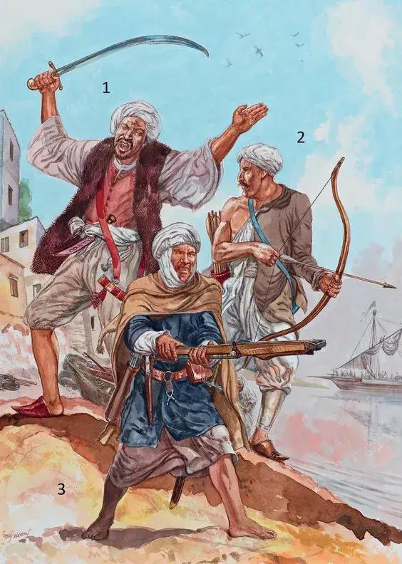 帝国遗民:西班牙收复失地运动后的摩尔人命运 西班牙人,苏丹,格拉纳达,帝国,遗民 第8张图片