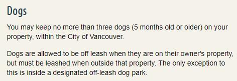 温哥华网友纷纷质疑:除了导盲犬,商场超市允许带大狗进入吗? ... 温哥华,网友,纷纷,质疑,除了 第16张图片