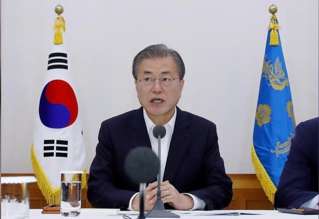 文在寅召集排名前30家韩企高管,宣布韩国将反击日本制裁 文在寅,召集,排名,名前,高管 第1张图片