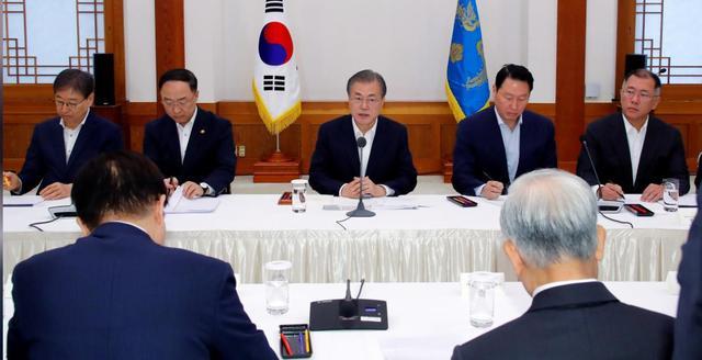 文在寅召集排名前30家韩企高管,宣布韩国将反击日本制裁 文在寅,召集,排名,名前,高管 第3张图片