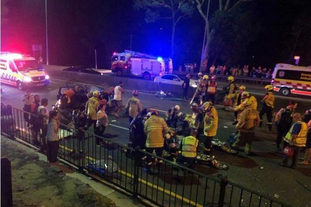 交通事故面前无玛莎 醉驾悲剧在澳洲也不少 玛莎拉蒂,宝马,央视网,交通事故,面前 第3张图片