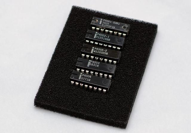 从4004到酷睿:Intel平台芯片组变迁史 平台,芯片,芯片组,变迁,现在 第2张图片